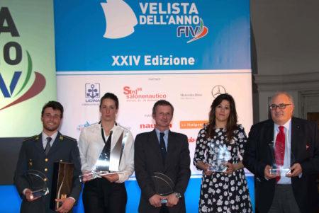 Gli Oscar della Vela 2018 saranno assegnati il 4 marzo 2019 a Villa Miani – Roma